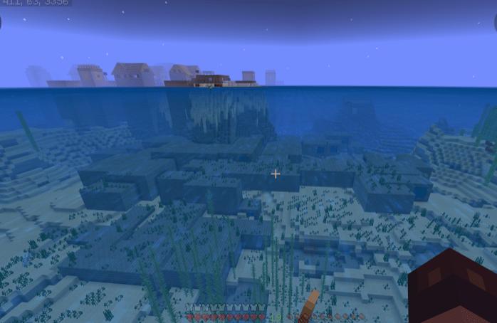 Minecraft Respiration